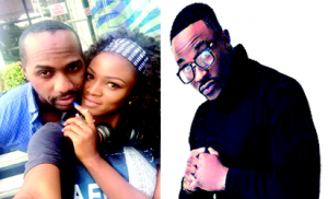 I'm happy to have been dating for 15 months – Eva Alordiah warns Iyanya to mind his business