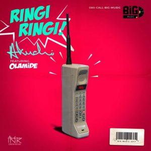 Ringi Ringi – Akuchi @AkuchiOfficial Ft Olamide (Audio)