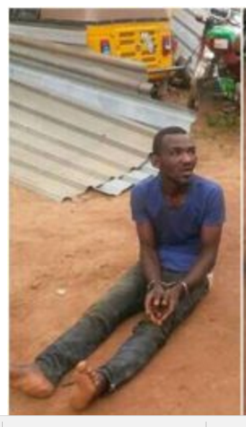 Pastor kills boy, buries head in church altar
