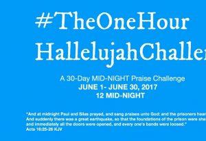 Nathaniel Bassey's Hallelujah Challenge