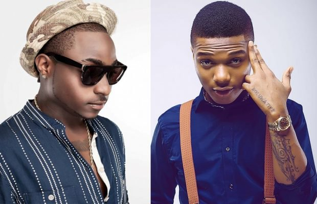 Wizkid gives up on fight, sends message to Davido