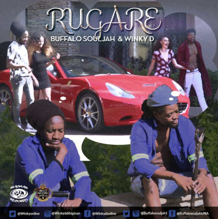 Rugare - Buffalo Souljah @Buffalosouljah1 Ft Winky D (Audio)