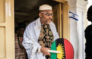 Anyone who says Biafra will not be achieved will die - Nnamdi Kanu blows hot