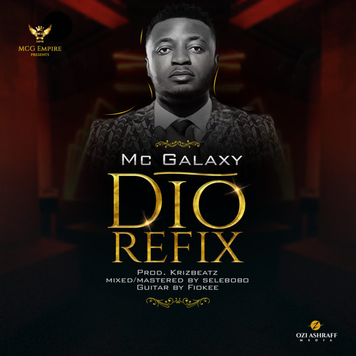 DIO (Refix) - Mc Galaxy @mcgalaxyMCG (Audio)