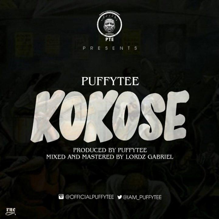 Kokose - PuffyTee @IAM_PUFFYTEE (Audio)
