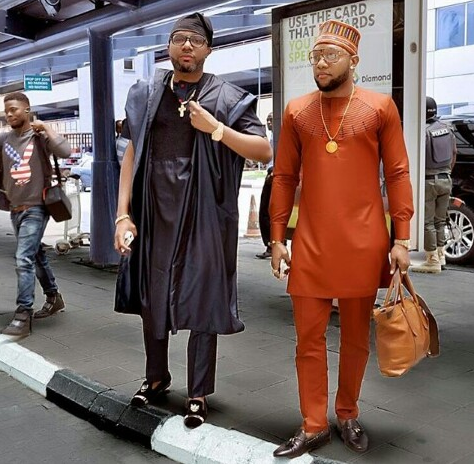 Photo of Kcee says 'If you don't have a brother like E-Money, go buy one'
