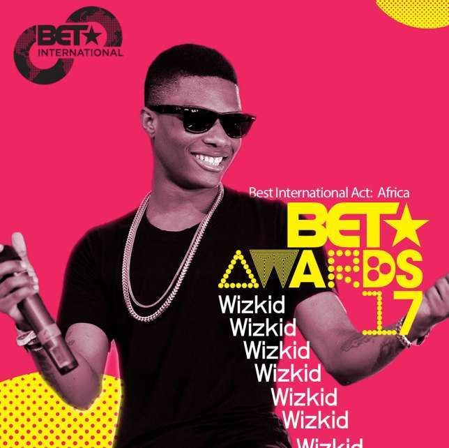 #BETAwards2017: Wizkid beats Davido, wins top category