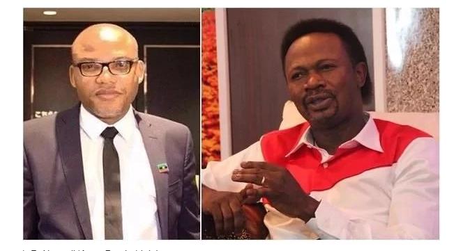 Prophet Iginla warns Nigeria on Biafra