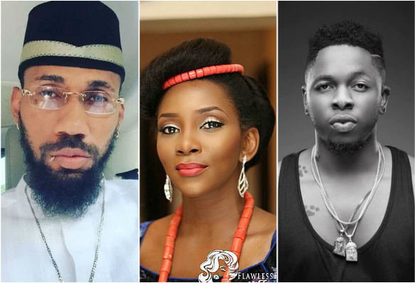 Phyno talks undying crush on Genevieve, 'issues' with Runtown