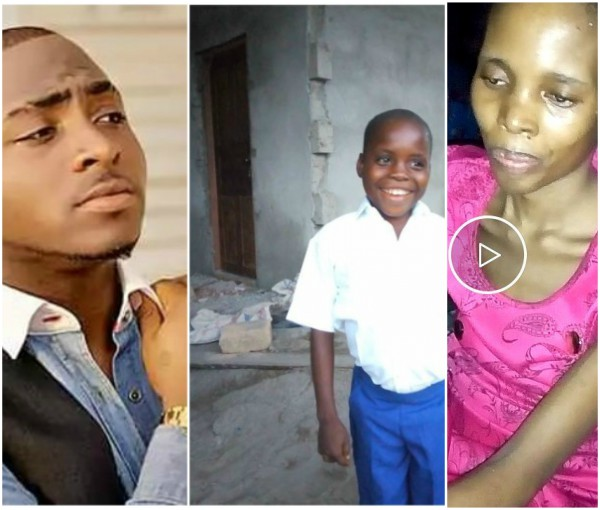 Utibe whose song caught Davido's attention loses mum
