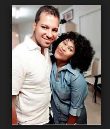 Uche Jombo's husband