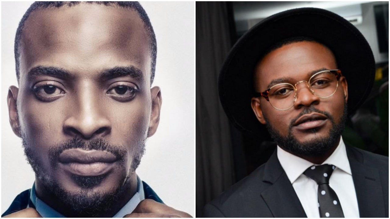Falz, 9ice have dinner together to debunk beefing reports