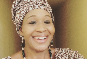 Kemi Olunloyo declares intention to contest for Presidency in 2023