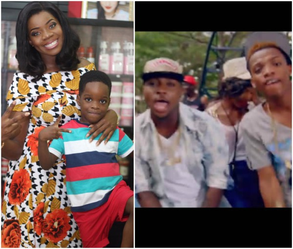 Photo of Never have I seen people so mad at another man's success – Wizkid's babymama, Shola shades Davido, Tekno