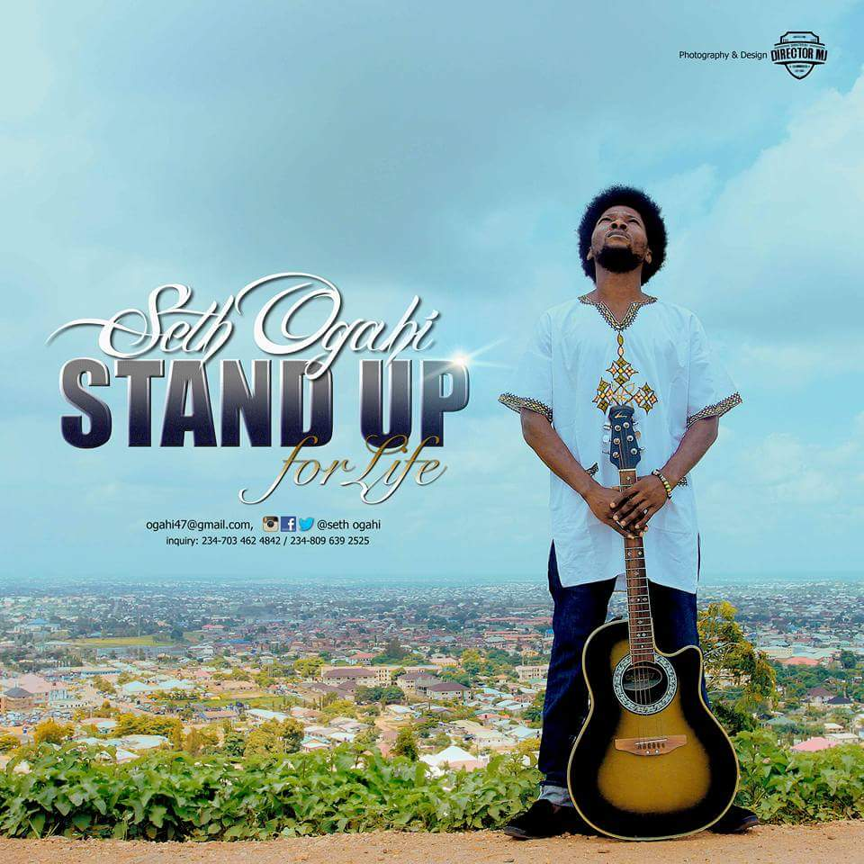 Stand Up for Life listening hangout with Seth Ogahi