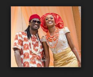 Paul Okoye & wife, Anita welcome twins in US