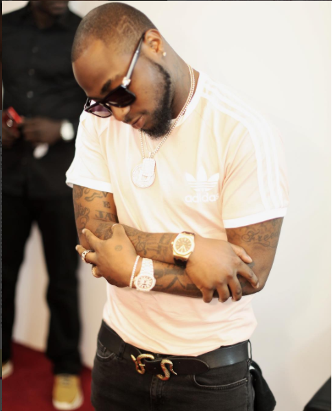 Davido gets warning after he escaped being beaten in London
