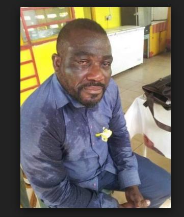 Nigerian pastor advertises his church on OLX