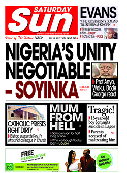 Naija.fm Newspaper Review - 15 July 2017