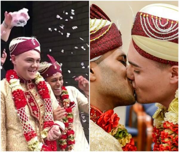 U.K's first gay muslim to wed