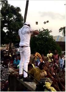 Kcee, E-money celebrated as kings