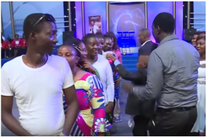 Delta Pastor orders unmarried members of his church to choose each other for marriage