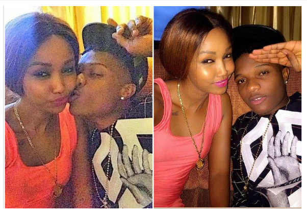 Huddah Monroe reveals how organisers almost ruined Wizkid's show in Kenya