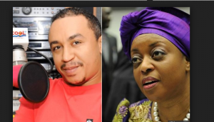 OAP Freeze says it's impossible for Diezani Alison-Madueke to steal $90 billion