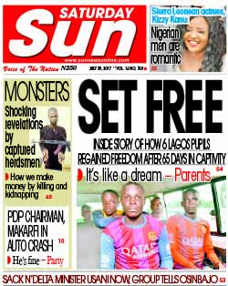 Naija.fm Newspaper Review - 29 July 2017