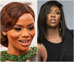 OAP Bonang says it is wrong Tiwa Savage is the only female artiste celebrated in Nigeria