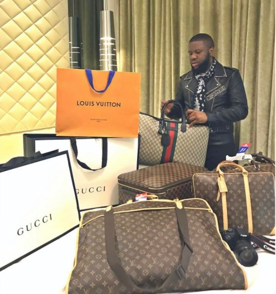 Photo of Fans in shock after Hushpuppi finally revealed his source of income [PHOTOS]