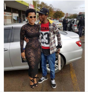 South African socialite, Zodwa rants