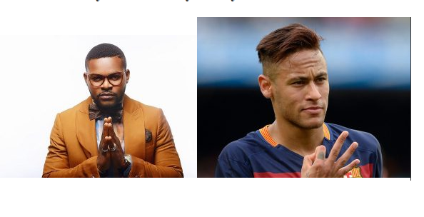 Falz reacts to Neymar's weekly salary