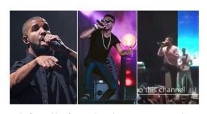 Drake 'makes it up' to Wizkid, performs Starboy's 'Come closer'