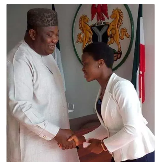 Enugu State Governor offers scholarship to girl who got 9 A's in WAEC