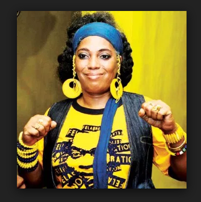 Yeni Kuti reveals ways to end corruption in Nigeria