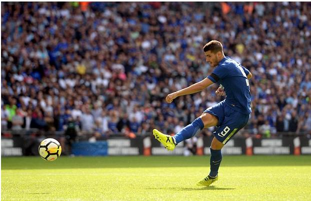 Chelsea's £70m striker, Alvaro Morata