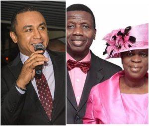Daddy Freeze slams Pastor Adeboye for banning Aso Ebi