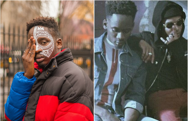Mr Eazi reveals 'People who told me to be careful of Wizkid are they