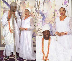 Ooni of Ife speaks on alleged marriage crash