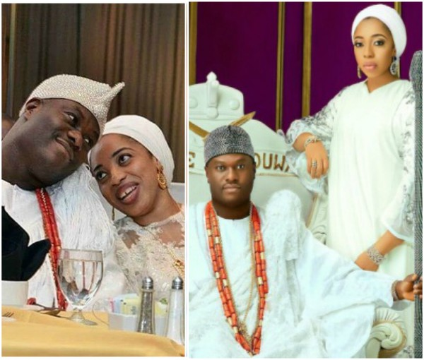 Ooni of Ife's wife finally confirms divorce