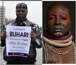 How 'Hause boys' almost stoned Charly Boy to death in Wuse Market for protesting against Buhari