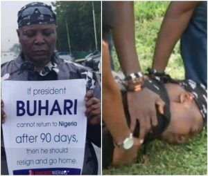 Charly Boy pens letter to Buhari on his return to Nigeria