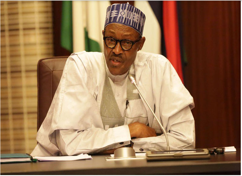 Buhari challenges potential opponents