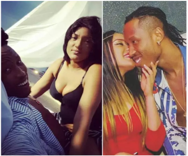 Gifty denies being pregnant for Mr 2Kay
