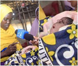 Baby born without eyes in Kenya dies