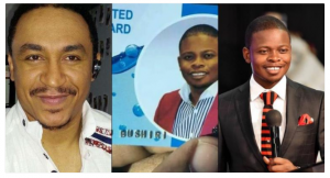OAP Freeze reacts to customized ATM by Malawian pastor