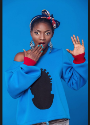 Simi reveals she is