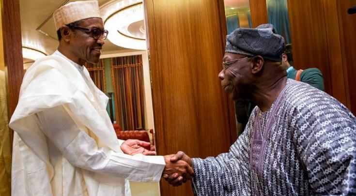 Obasanjo advises Buhari