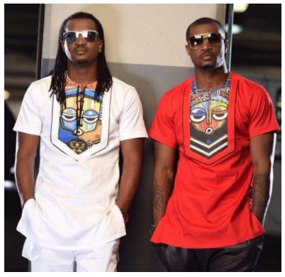 Who is paul okoye of p square hookup